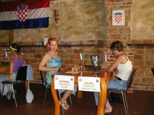 Monika Grabics i Rajna Šargač