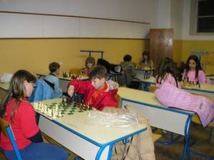 Šah u osnovnoj školi