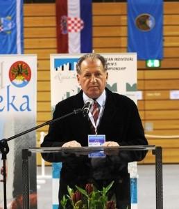 Predsjednik HŠS-a Stjepan Šturlan