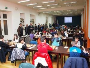 Borbe u šahovskom domu Rijeka