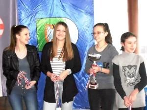 Lorena Šamanić, Silvija Vulinović, Antonela Bogdanić, Katarina Bogdanić