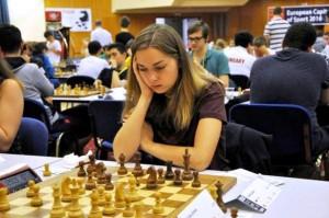 WIM Laura Unuk - Slovenija