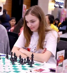 Nikolina Golub-Indija-2019